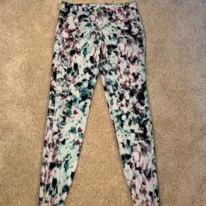 Old Navy Tie Die Leggings